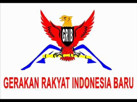 Mars Gerakan Rakyat Indonesia Baru