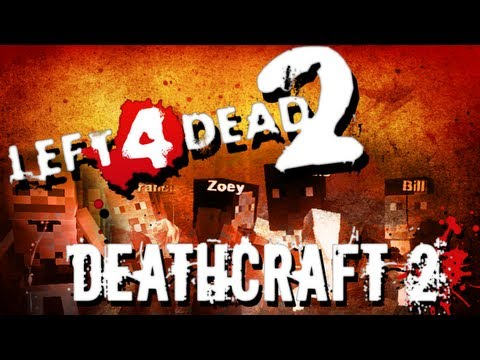 DEATHCRAFT 2   Amazing!! Left 4 Dead 2 Mod: This is AWESOME!!! Part 1