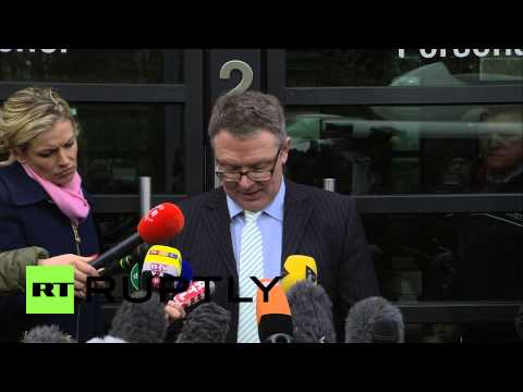Germany: Co-pilot of crashed 4U9525 flight had