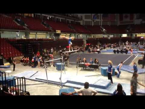 Ashley Hiller - Level 9 - Westerns Championships - 2012