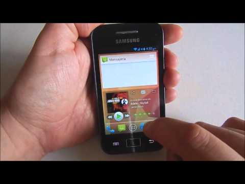 Review Rom CM10.1.4 JB 4.2.2 - Galaxy Ace S5830/B/L (EspañolMX)