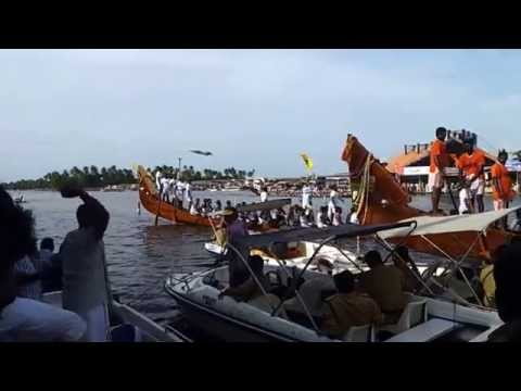 awesome ...nehru trophy boat race