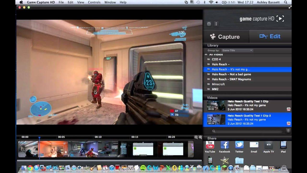 Elgato Video Capture Software Download Mac Free