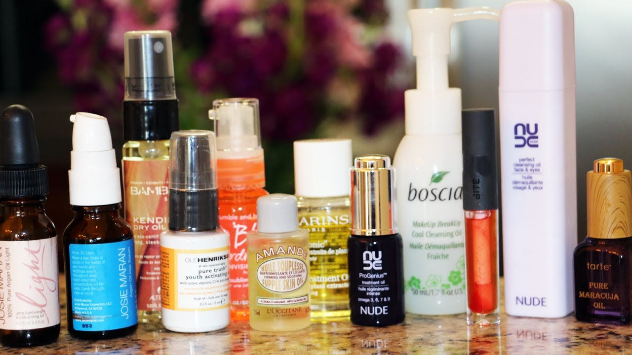 By now you should know the benefits of adding oils to your beauty routine. What may not be so clear, however, is which formulation is right for your specific skin, hair, or makeup concern.
