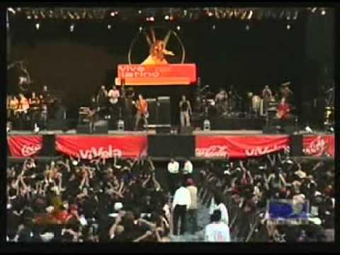LOS PERICOS VIVE LATINO 2000