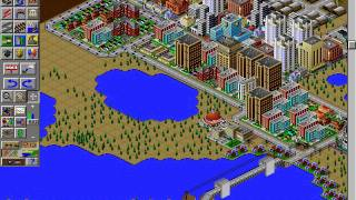SimCity 2000 on hard difficult #11