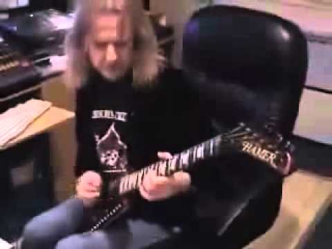 KK Downing Solo (Retired from Judas Priest!)