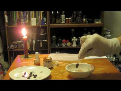 How to make Incense pellets