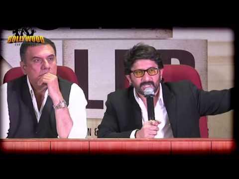 Arshad Warsi on Bollywood Hindi Films Actors - SRK - Salman's enmity