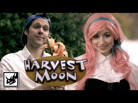 Harvest Moon: The Movie (Trailer)