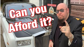 How much does it cost to own a Rolls-Royce Phantom?
