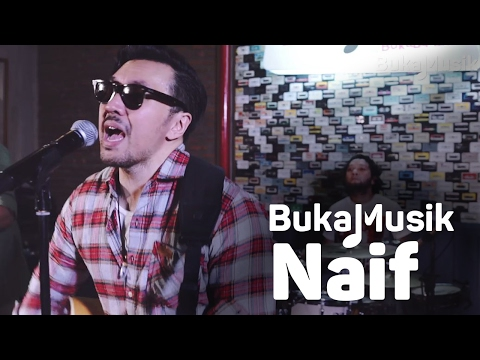BukaMusik  Naif Full Concert