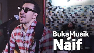 Download Lagu BukaMusik: Naif Full Concert Gratis STAFABAND