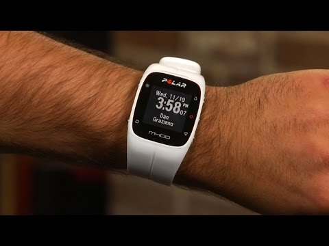 Polar M400: An activity tracker with the heart of a GPS running watch