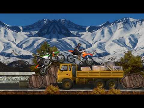 Motocross Racing Videos Games for Kids - Motorcycle Dirt Bikes For Children