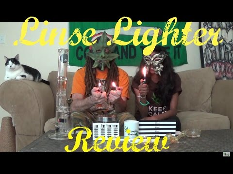 Better than a Bic Lighter? Linse Lighter Review - Smokers & Non-Smokers Hookah, Marijuana, Tobacco