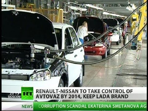 Renault-Nissan to take over Russian car industry