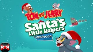 Tom & Jerry: Santa's Little Helpers Appisode - iOS - iPhone/iPad/iPod Touch Gameplay