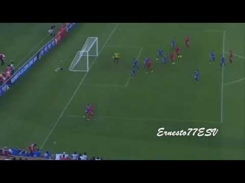 El Salvador 0-1 Panama - Copa Centroamericana