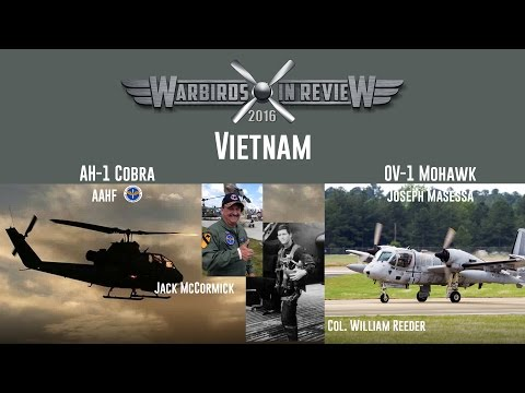 Warbirds In Review 2016: Vietnam