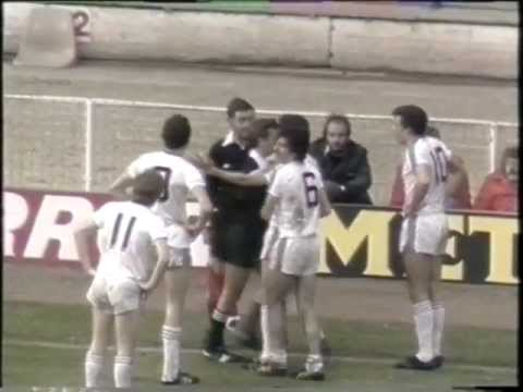 1981 League Cup Final. Liverpool v West Ham