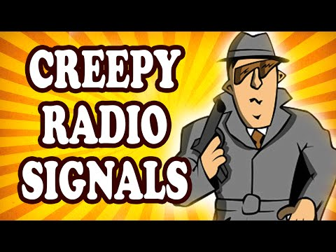 Top 10 Creepy Radio Transmissions