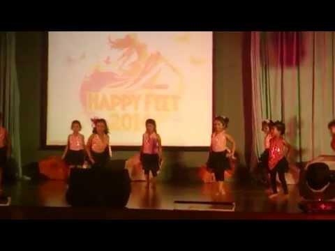 Ananya's Stage performance HappyFeat 2014