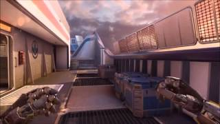 【EXCLU】GLITCH BO3: Spot en On Top Of Map Sur La Carte Skyjacked !!