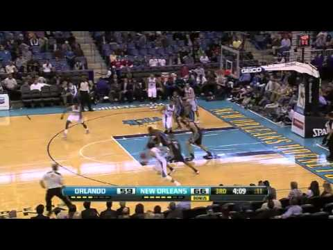 New Orleans Hornets & Orlando Magic / 04.03.2013 / Highlights