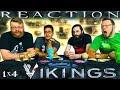 Vikings 1x4 REACTION!!