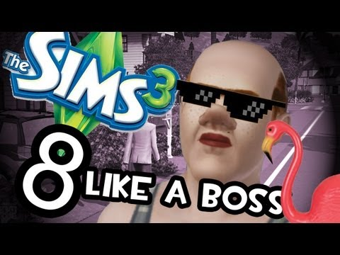 Video: Sims 3 | Virgen y gordo a los 40 Ep.8 FLAMENCOS EVERYWHERE 480x360 px - VideoPotato.com