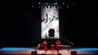 Japanese Drum Troupe Aska In Ekb 2 Of 3