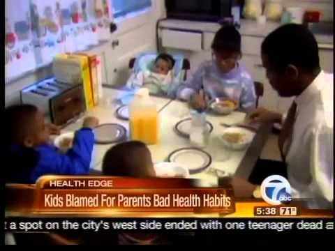 Parents Bad Health Habits