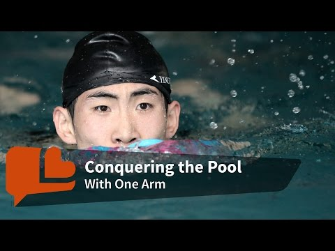 China superhuman swimmer