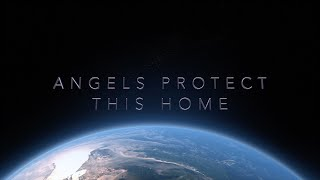 Billy Ray Cyrus Angels Protect This Home