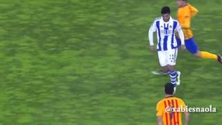 David Zurutuza vs Barcelona (09/04/2016) - HD