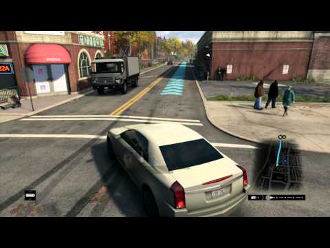 Watch Dogs Act 1 Stopping Potential Crime & Big Brother Walkthrough (Part 2) thumbnail
