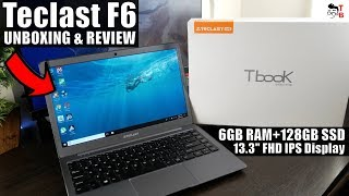 Teclast F6 REVIEW: Should You Buy Cheap Chinese Laptop?