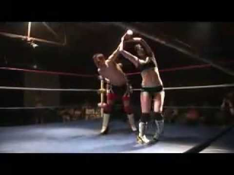 """The Elite"" Dax Daring w/Chris Summers vs. Angel Blue"