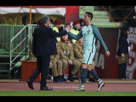 Portugal vs Belgium 2-1 All Goals and Highlights 2016.03.29 Portugal vs Belgica 2016 HD