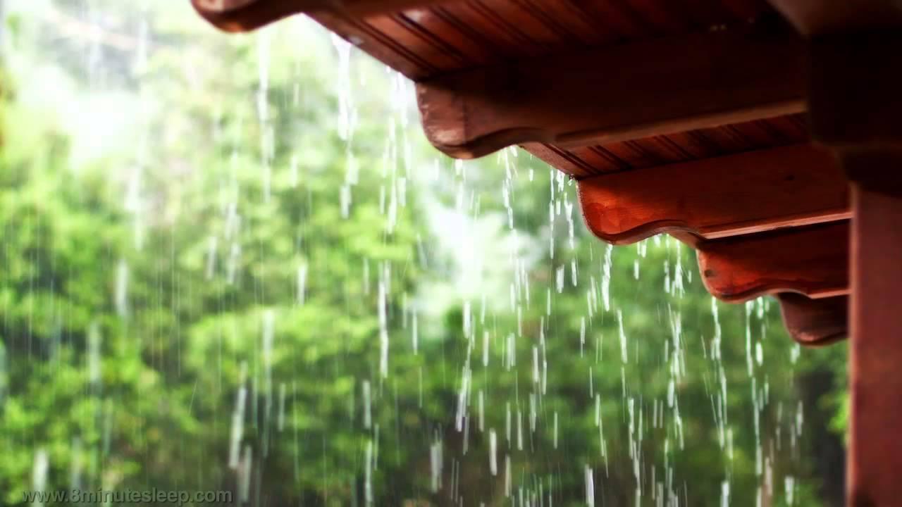 Rain On A Tin Roof Relax Meditate Sleep 10 Hours Rain