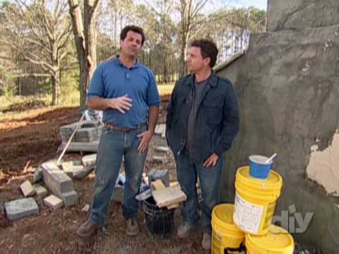 How to Stucco-DIY Network