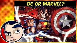 DC or Marvel? Who Is My Favorite? While I open 24 Mystery Boxes