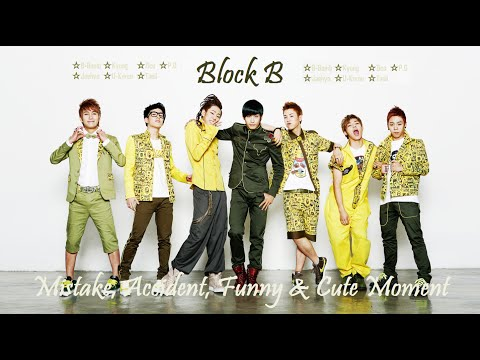 Part 124: Kpop Mistake & Accident [block B Only.] video