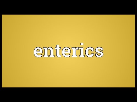 Header of enterics