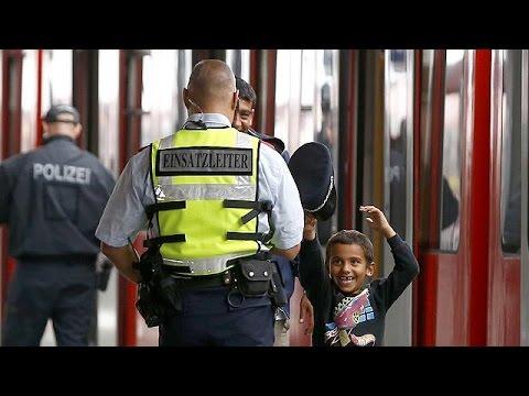 استقبال از پناهجویان در اتریش
