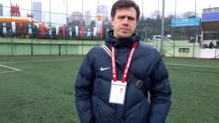 Ortaköy TD Kadir Eren Sayar maç sonu röportaj