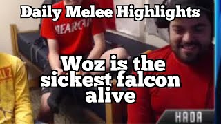 Daily Melee Highlights: Woz is the sickest falcon alive