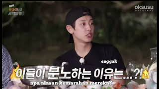 "Exo - Travel the world on exo's season 2 ""teaser 6"" [indo sub]"