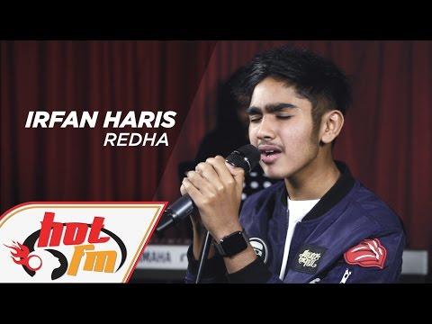 IRFAN HARIS - Redha (LIVE) - Akustik Hot - #HotTV